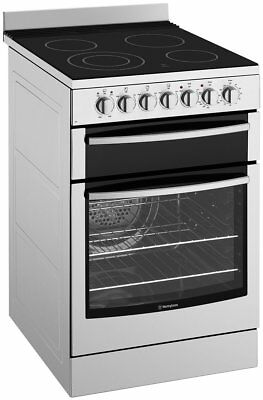 NEW Westinghouse WFE547SA Freestanding Electric Oven/Stove