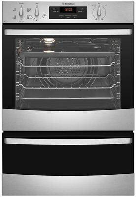 NEW Westinghouse WVE665S Electric Wall Oven