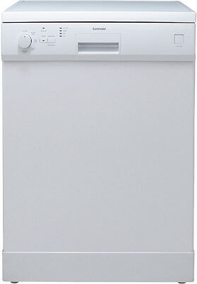 NEW Euromaid DR14W Freestanding Dishwasher