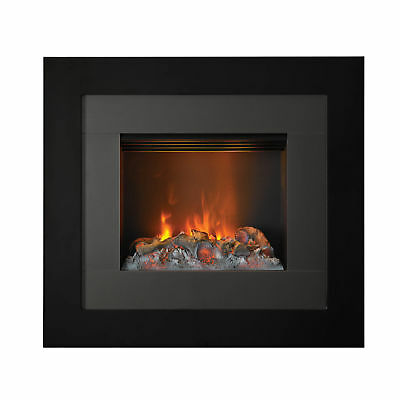 NEW Dimplex REDWAY Wall Mounted Electric Fire Heater