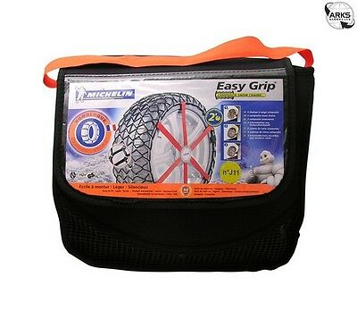 MICHELIN Easy Grip Snow Chains - Size L12 - 7908