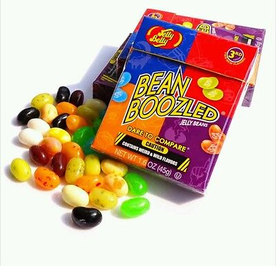 Jelly Bean Boozled Jelly Belly Fun Challenge Game 3rd Edition Refill