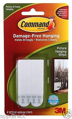 3M™Command™ Picture & Mirror Hanging Strips