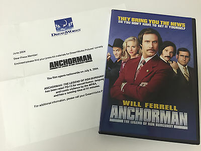 Anchorman Digital CD Press Kit - 2004 Comedy - 23 Photos!