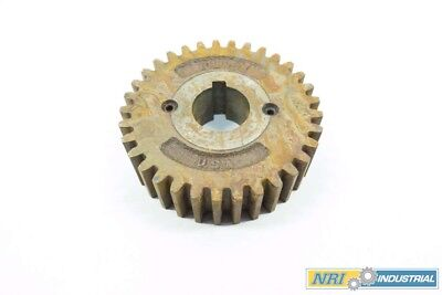 New Boston Gear Gf33 B 1 In Bore Spur Gear 10Dp Pitch 33 Tooth D540607