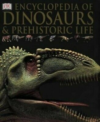 Encyclopedia of Dinosaurs and Prehistoric Life Paperback Book The Cheap Fast