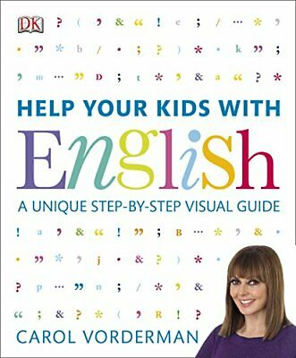 Help Your Kids with English: A Unique Step-by-Step Visual... by Vorderman, Carol