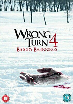 Wrong Turn 4: Bloody Beginnings [DVD] - DVD  6GVG The Cheap Fast Free Post