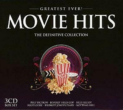 Various Artists - Greatest Ever Movie Hits - Various Artists CD XYVG The Cheap