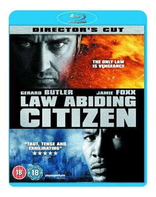 Law Abiding Citizen [Blu-ray] - DVD  XOVG The Cheap Fast Free Post