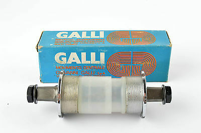 NEW Galli Roller Bearing Bottom Bracket with BSA threading and 113 mm length NOS