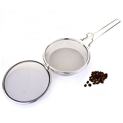 Stainless Steel Coffee Roaster Korean Handy Roaster Coffee Bean Roasting