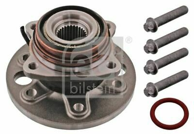FEBI 44689 Wheel Hub Rear Axle left or right