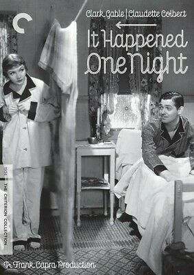 It Happened One Night (Criterion Collection) [New DVD] 4K Mastering, Black & W