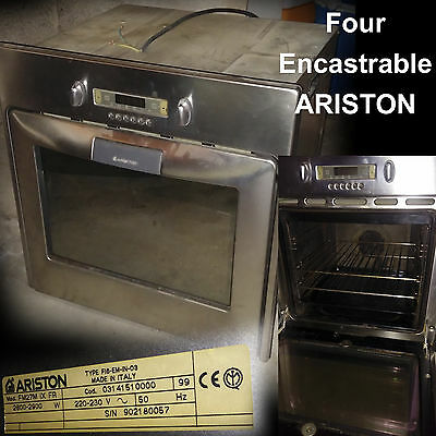 Four encastrable ariston occasion