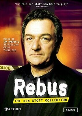 Rebus: The Ken Stott Collection [New DVD]