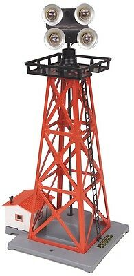 MTH 35-90004, Fully Assembled, Operating, No. 23774 Floodlight Tower