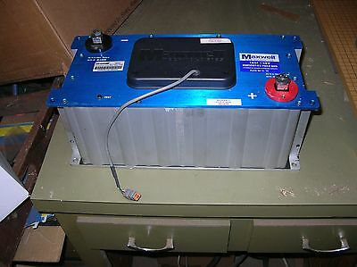 Ultracapacitor Module hybrid Maxwell 165f 48v battery off grid dc power