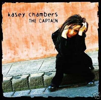 KASEY CHAMBERS - THE CAPTAIN ~ 90's AUSTRALIAN COUNTRY / POP CD *NEW*