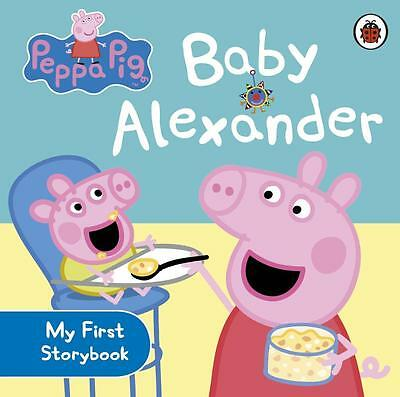 NEW Baby Alexander By Ladybird Board Book Free Shipping