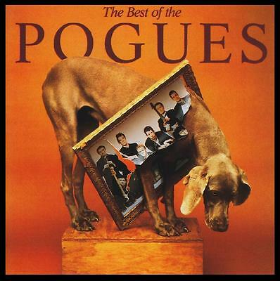 Pogues - The Best Of The Pogues Cd ~ Greatest Hits ~ Celtic Folk Rock *new*