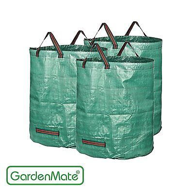 GardenMate 3-Pack 72 Gallons Reuseable Heavy Duty Gardening Bags [4260313265183]