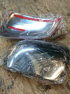 Genuine Mercedes Citan Chrome Mirror Covers (2012+)
