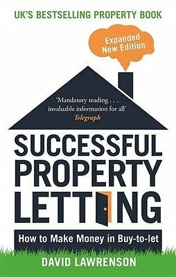 Successful Property Letting: How to Make Money in Buy-to-Let,Excellent Condition