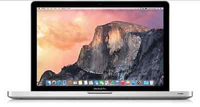 MacBook Pro 13-inch 2012 Model Core i5 2.5GHz 4GB RAM 500GB HD A1278 -B Grade-