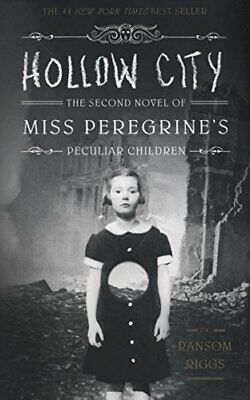 Hollow City: The Second Novel of Miss Peregrine's Children (M... by Ransom Riggs