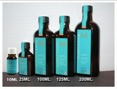 100% Authentic Moroccanoil Treatment For All Hair Types - Pick your size