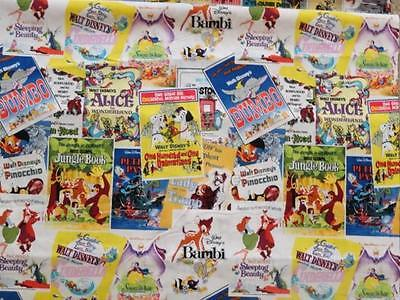 Crib/Toddler Sheet/Fitted/Cotton -Movie Posters From Disney's Love Stories