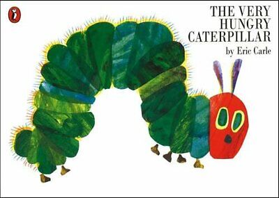 The Very Hungry Caterpillar (Picture Puffin) by Carle, Eric Paperback Book The
