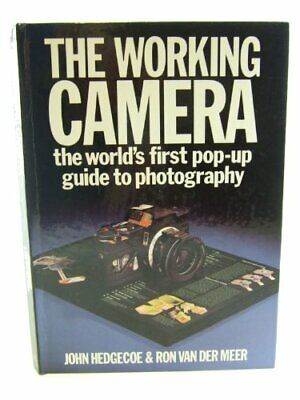 The Working Camera: The World's First Pop-up G... by van der Meer, Ron Paperback
