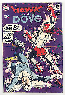 Hawk and the Dove #6 FN Kane