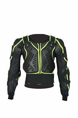 Children  Motocycle Motobike Motocross Body Armour Spine Protector Guard Jacket