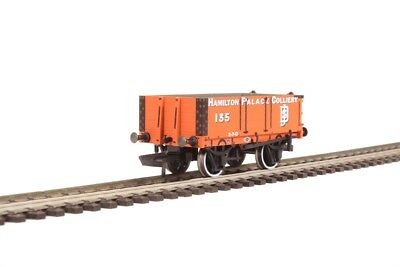 OXFORD RAIL OR76MW4004 1:76 OO SCALE Hamilton Palace Colliery 4 Plank Wagon