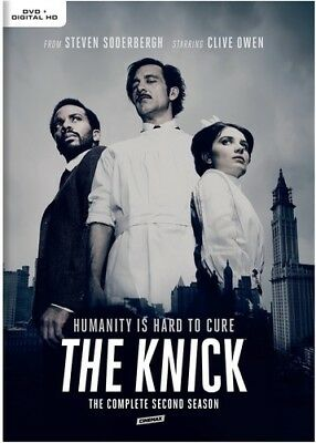 The Knick: The Complete Second Season [New DVD] Boxed Set, Full Frame, UV/HD D