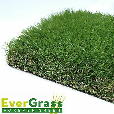 30mm Luxury - Astro Artificial Grass Lawn Garden Turf *FREE DELIVERY*