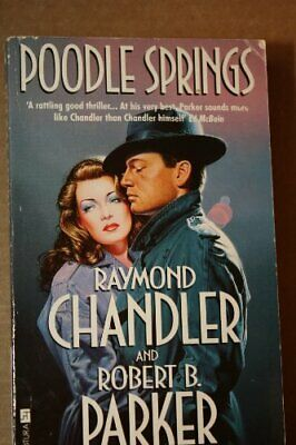 Poodle Springs, Chandler, Raymond Paperback Book The Cheap Fast Free Post