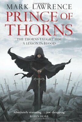 Prince of Thorns (The Broken Empire, Book 1) by Lawrence, Mark Book The Cheap