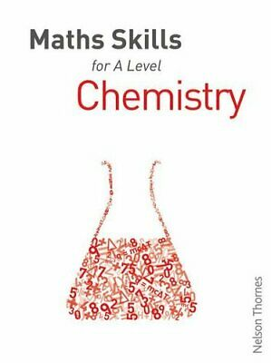 Maths Skills for A Level Chemistry First Edition by Poole, Emma Book The Cheap