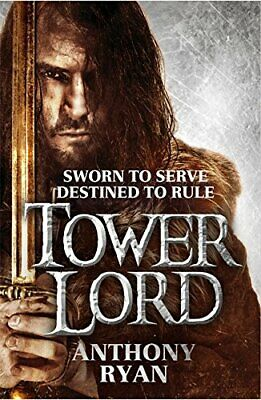 Tower Lord: Book 2 of Raven's Shadow by Ryan, Anthony Book The Cheap Fast Free