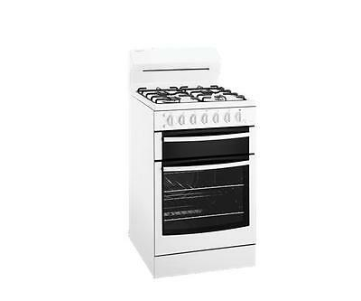 Westinghouse 54cm Gas oven with gas hob WLG503WANG