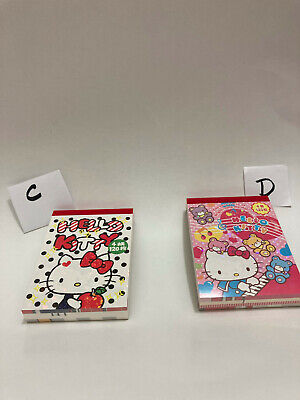 Japan Sanrio Original Mini Memo Pad:Pompompurin or Jewelpet or Little Twin Stars