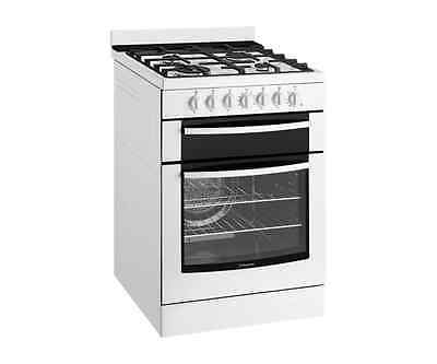 Westinghouse WFE619WA White 60cm freestanding cooker