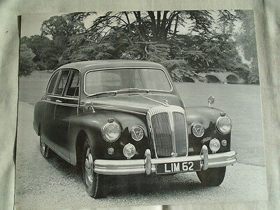 Daimler Limousine Press Photo brochure c1960's No 1