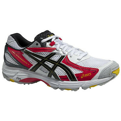 *new* Asics Gel Strike Rate 4 Cricket Shoes / Boots / Spikes, Rrp £115