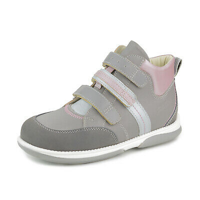 Memo POLO Girls' Corrective Orthopedic Ankle Support Sneakers, Little/Big Kid