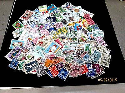 Finland, 125 Different Used Issues, Much Is More Modern Commems, Nice Group